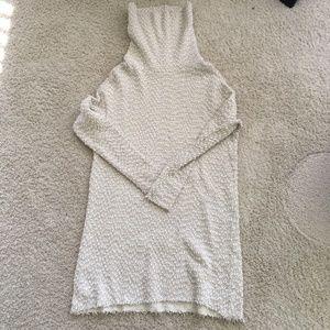 Imanimo Maternity Sweater in Cream, Pre-owned